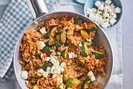 mediterrane küche rezepte mediterrane zucchini pfanne rezept mit bild kaesehobel