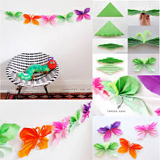 Butterfly Crafts For Kids To Make - wonderful diy super easy folded paper butterflies paper