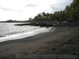 black sand beach big island black sand beach big island hawaii