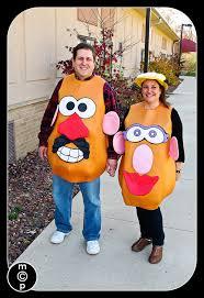 mr and mrs potato head halloween costumes halloween inspirations