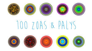 led lighting for zoanthids abstract zoanthid poster is a no brainer kickstarter project coral