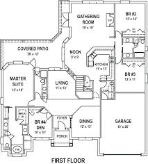 Basement House Floor Plans Small Single Story House Plan House Floor Plans 3 Bedroom 2 Bath 2