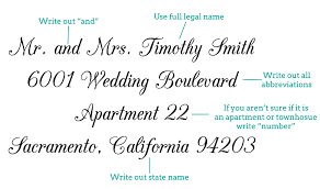 how to address wedding invitations without inner envelope address wedding invites 100 images guest list and proper way