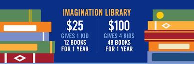 dolly parton u0027s imagination library u2014 united way of delaware county