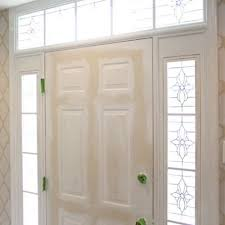 can you use an existing door for a barn door how to paint an interior door home decorating painting