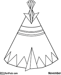 remarkable native american kachina doll coloring page with native