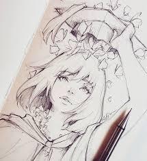 best 25 anime sketch ideas on pinterest manga drawing