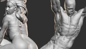 Female Anatomy Figure Anatomy Cg Persia