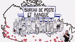 bureau de change banque postale la banque postale change la donne