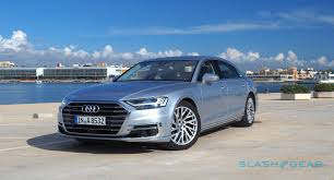 first audi ever made 2019 audi a8 first drive the new luxury slashgear