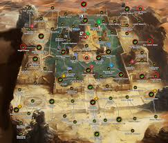 Final Fantasy 7 World Map by 2nd Exploration Map El Dorado Mobius Final Fantasy Wiki Guide