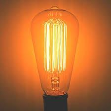 Filament Bulb Desk Lamp 60 Watt Nostalgia Era Squirrel Cage Filament Bulb Halogen Bulbs