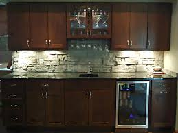 Stone Backsplash In Kitchen Stone Backsplash Michael Arnold Masonry