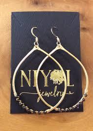 smoky quartz earrings new niyol jewelry smoky quartz earrings plum consignment