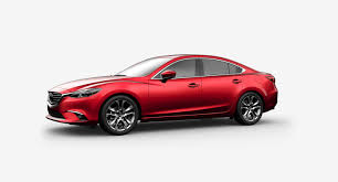 2017 mazda lineup 2017 mazda 6 sports sedan u2013 mid size cars mazda usa