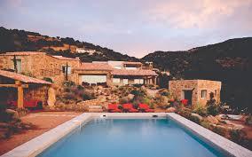 luxury villas corsica france