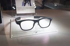 Jins Meme - wearables go off the cuff at ces jins meme smart glasses mddi online