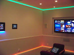 led lights in bedroom ideas and strip rgb multicolor light