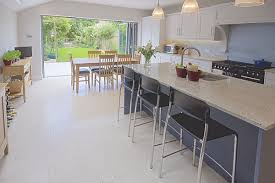 imagine the indoor outdoor lifestyle kitchen floors bi