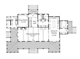New Floor Plan New Carolina Island House Southern Living House Plans