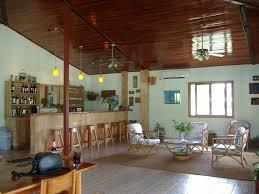 Covered Lanai The Lodge