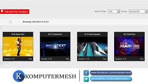 tutorial after effect membuat opening film cara mudah membuat opening video intro online gratis komputermesh