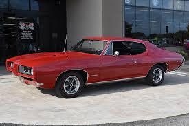 used 1968 pontiac gto 400ci 4spd w phs docs venice fl for sale