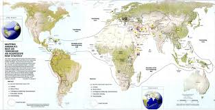 Map Of The Whole World by Air Force Amazons Heart Of Darkness The Core And The Gap 2