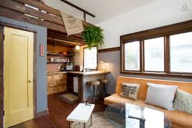 Tiny House Interiors Photos Cozy Rustic Tiny House With Vintage Decor Idesignarch Interior