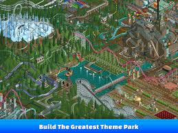 Classic Maps Rollercoaster Tycoon Classic Android Apps On Google Play