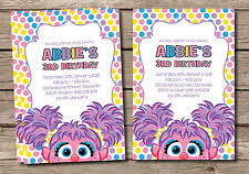 sesame street greeting cards u0026 invitations ebay