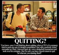 Quitting Meme - ndjr archive lance might need a pep talk