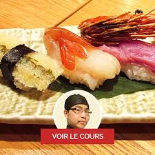 cours de cuisine japonaise bordeaux le sushi à domicile le japon à la maison