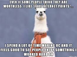Llama Meme - couldn t find a regular opinion meme so i just used this llama