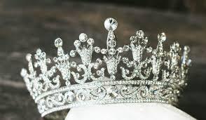 wedding crowns bridal crown swarovski wedding crown portia