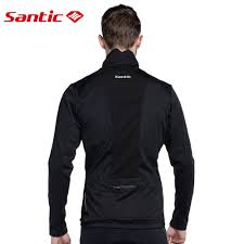 windproof cycling jackets mens santic mens cycling jackets keep warm cycling windproof jacket coat