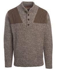 woolrich sweater s logan summit sporting boiled wool henley sweater by woolrich