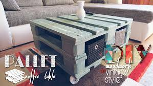 How To Make A Coffee Table by How To Make A Pallet Coffee Table Tutorial U2022 1001 Pallets