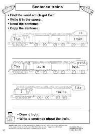 eyfs ks1 ks2 simple sentences teachit primary