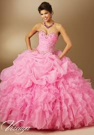 quinceanera pink dresses jeweled beading on organza quinceanera dress style 89048 morilee