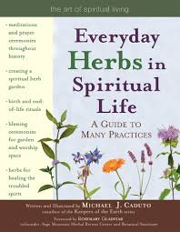 everyday herbs in spiritual life a guide to many practices