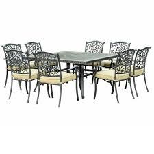 sunjoy patio heater sunjoy bluffs 9 pc square dining set black brown bj u0027s