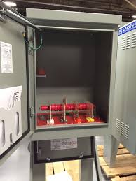 lake shore offers quick connection cabinets for portable