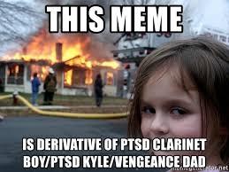 Clarinet Boy Meme Generator - ptsd clarinet boy meme 85 images ptsd clarinet boy bands info