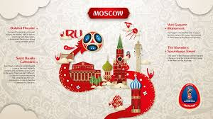 russia world cup cities map 2018 fifa world cup russia host cities official look fifa