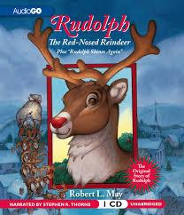 rudolph red nosed reindeer rudolph series robert