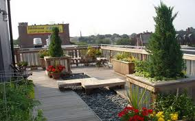 Landscape Deck Patio Designer Decorations Enjoyable Patio Rooftop With Deck Design Inspiration