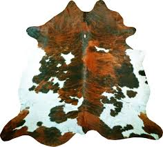 chesterfield leather brindle extra large brazilian cowhide area
