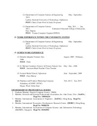 Sample Resume Computer Engineer by Resume