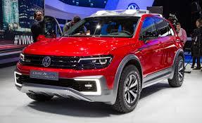 Volkswagen Tiguan Gte Active Concept Photos And Info U2013 News U2013 Car